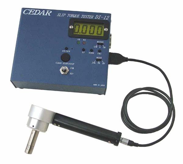 DI-12 Cedar Slip torque tester