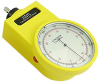 Intrinsically safe tachometer