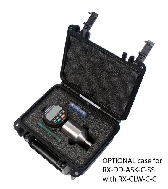 Digital Asker C Durometer For Testing For Foam Rubber Hardness