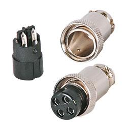 Input / Output Connector for DT-311A, DT-315A Stroboscopes