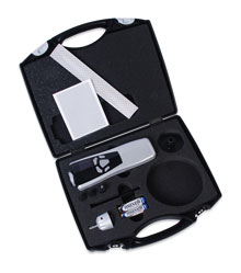 DT-2100 Tachometer is supplied as a complete kit