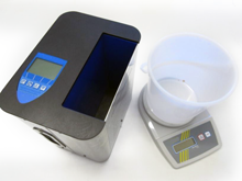 FGS Moisture Meter with Scale and Measuring Container