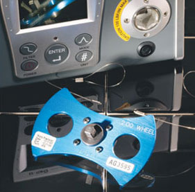 Torque Wheel for calibration