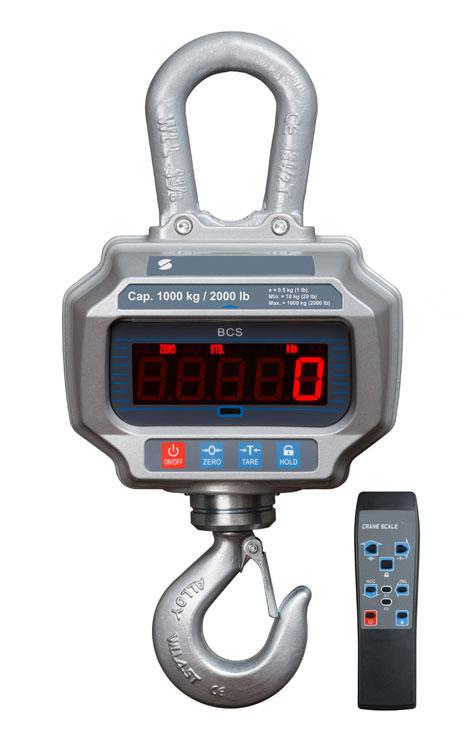 BCS Digital Crange Scale