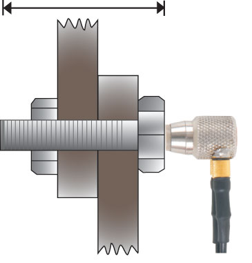 Bolt Tension Measuring
