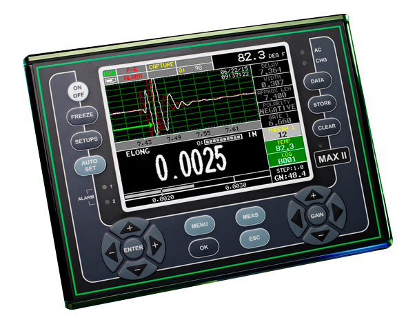 Dakota MAX-II Ultrasonic Bolt Tension Monitor