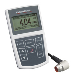 MiniTest 430 Ultrasonic Wall Thickness Gauge