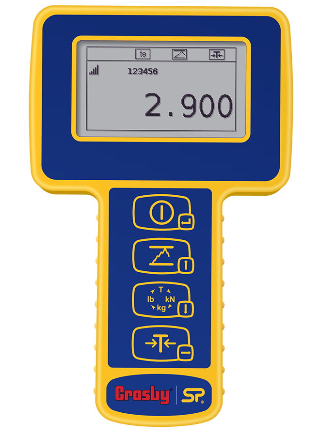 HandHeld Plus Wireless Loadcell Indicator