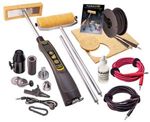 Positest<sup>®</sup> LPD Pinhole Detector Complete Kit