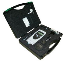 The CDT-2000HD-TW is supplied as a complete kit