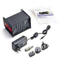 LS-3-LED Inspection Stroboscope Complete Kit
