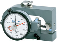 X-C Mechanical Force Gauge with Hardened Ball