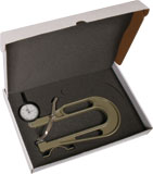 J-200 Dial Thickness Gauge Complete Kit