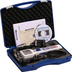 DTXB handheld tension meter complete kit