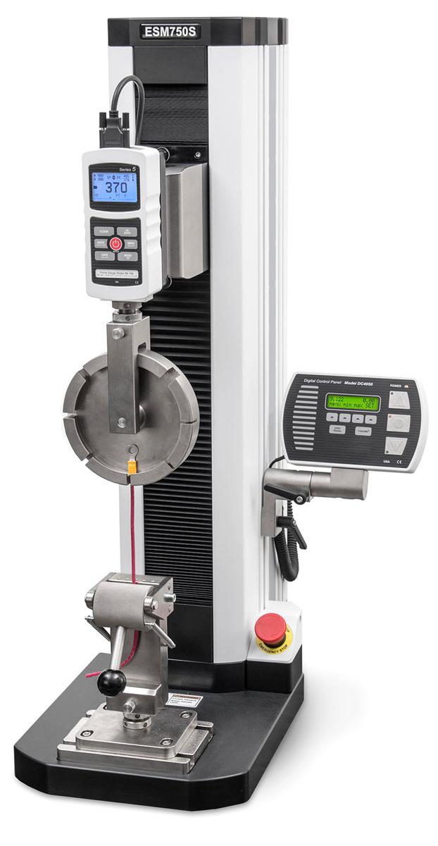 High Capacity Motorized Wire Terminal Test System - WTT-ESMHD