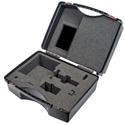 LS-3-LED-CC Foam-Fitted plastic carrying case for LS-3-LED