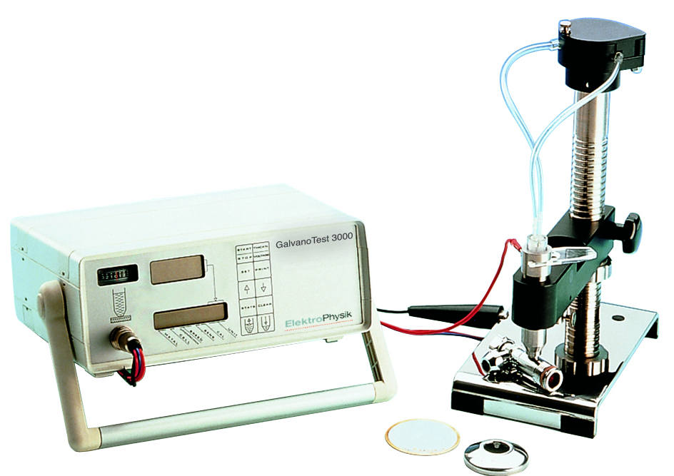 GalvanoTest Electropating Thickness Gauge