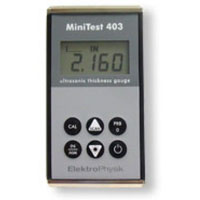 Ultrasonic Wall Thickness Gauge