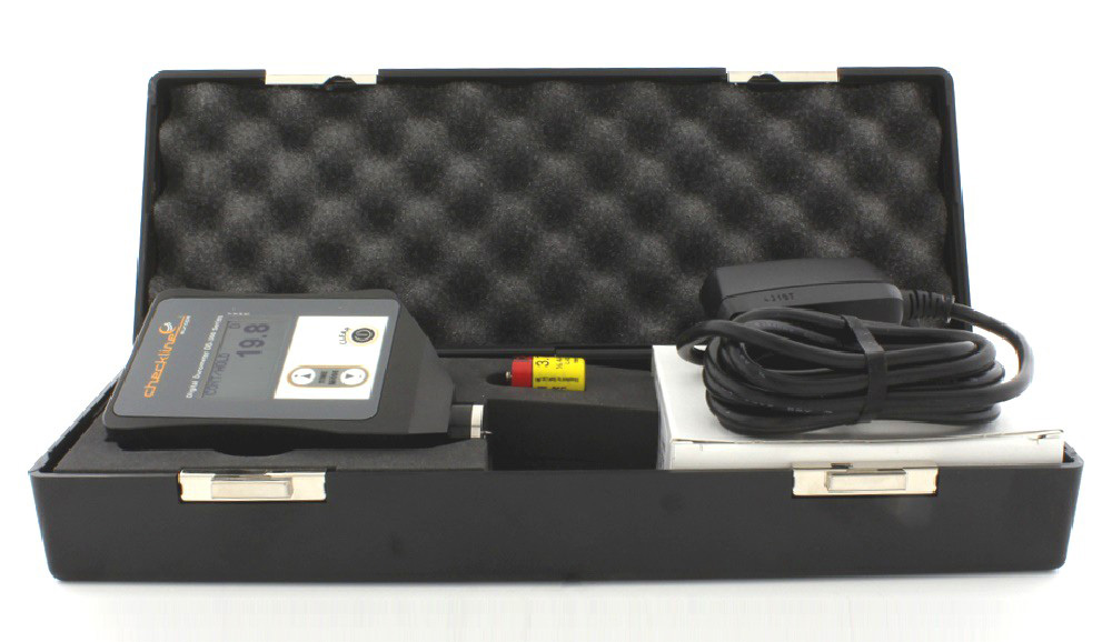 DD-300 Digital Precision Durometer Complete Kit