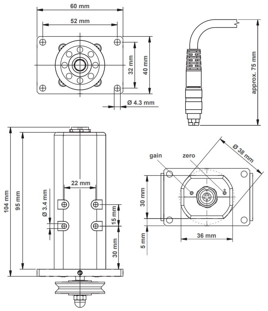 FSR Dimensions