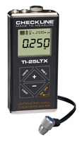 TI-25LTX Steel Only Ultrasonic Wall Thickness Gauge