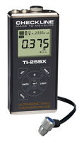 Ultrasonic Wall Thickness Gauge - TI-25SX