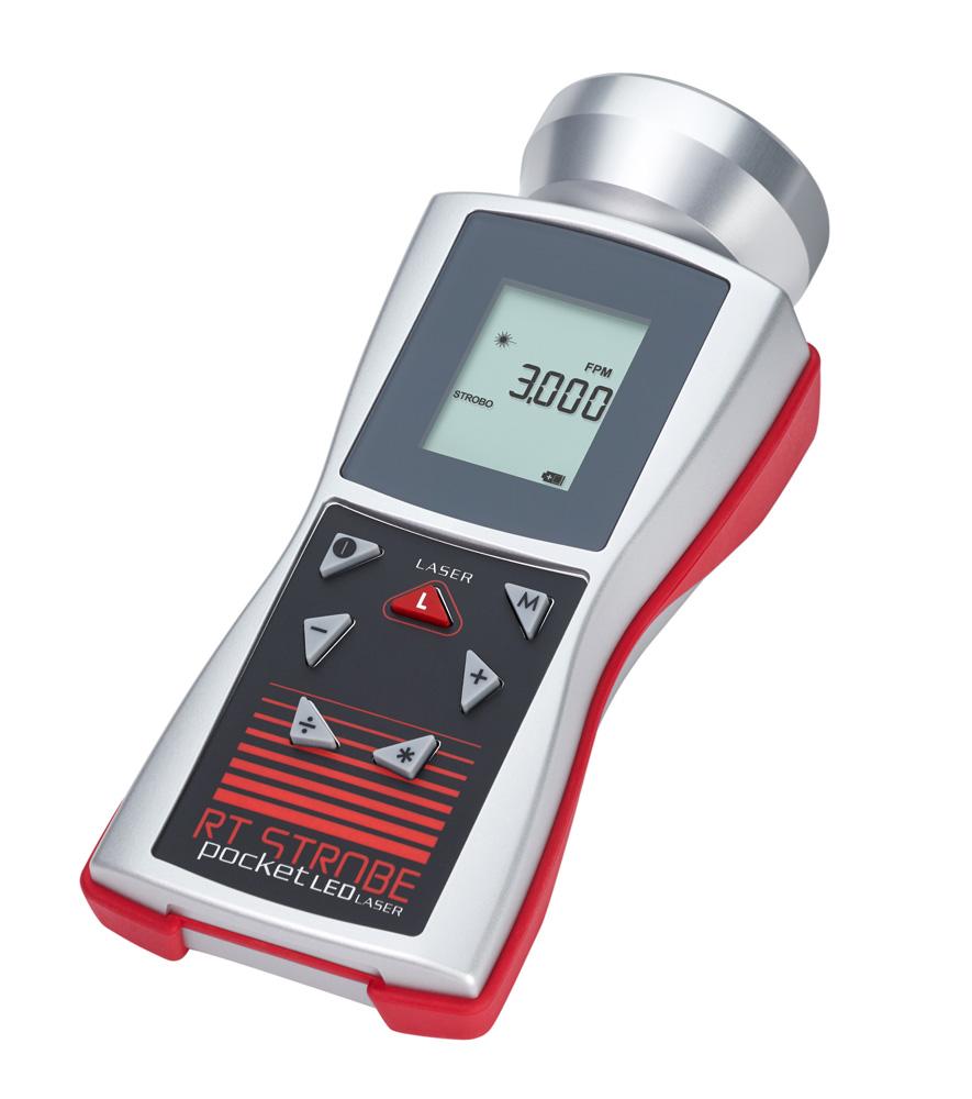 Laser Stroboscope Tachometer, DS-2000LED-LSR