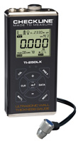 Ultrasonic Wall Thickness Gauge - TI-25DLX