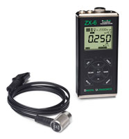 Dakota ZX-6 Ultrasonic Thickness Gauge