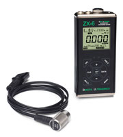 Dakota ZX-6DL Ultrasonic Thickness Gauge