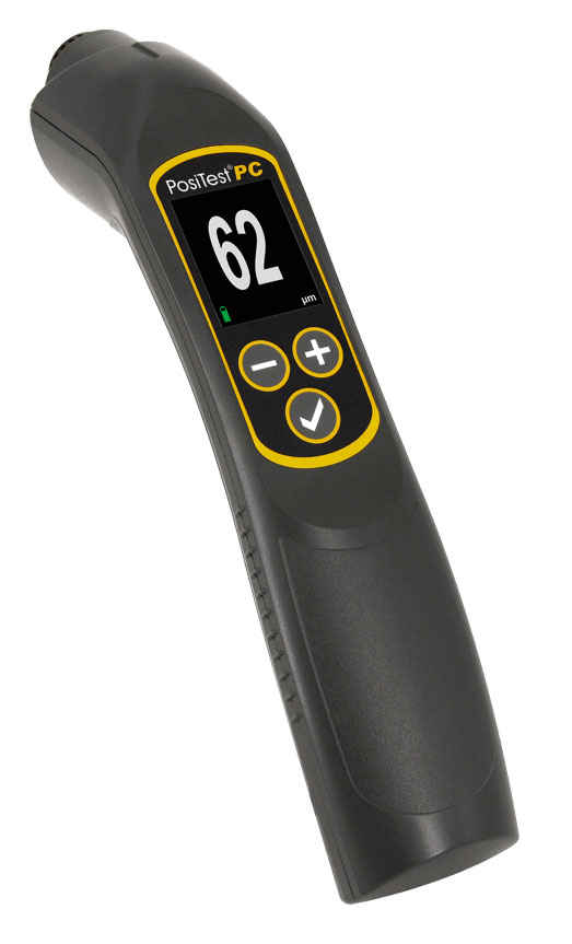 PosiTest-PC - Non-contact Uncured Powder Thickness Gage