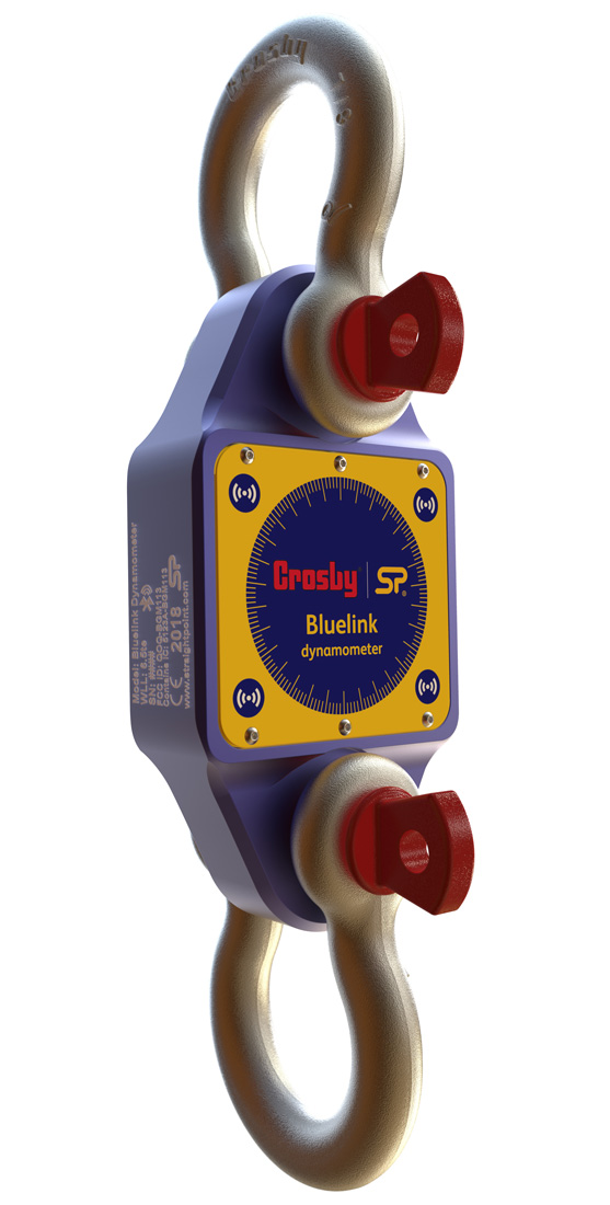 BlueLink Bluetooth Dynamometer