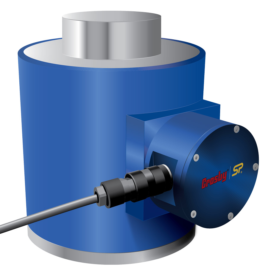 StraightPoint NI Wired Compression Load Cell