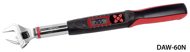 DAW-60N Digital Adjustable Torque Wrench