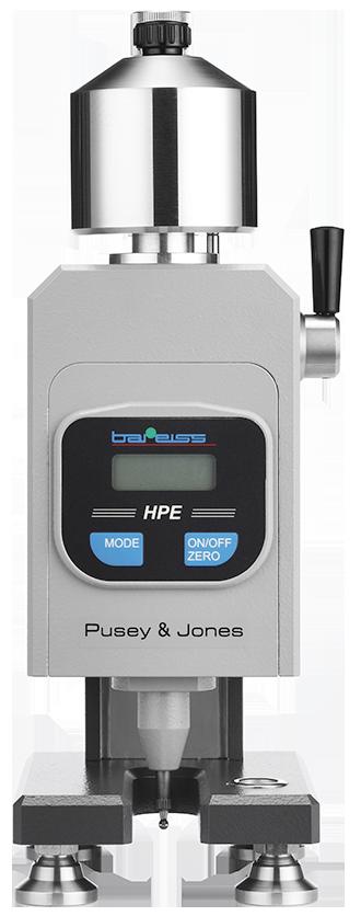 HPE Pusey & Jones Hardness Tester Bareiss